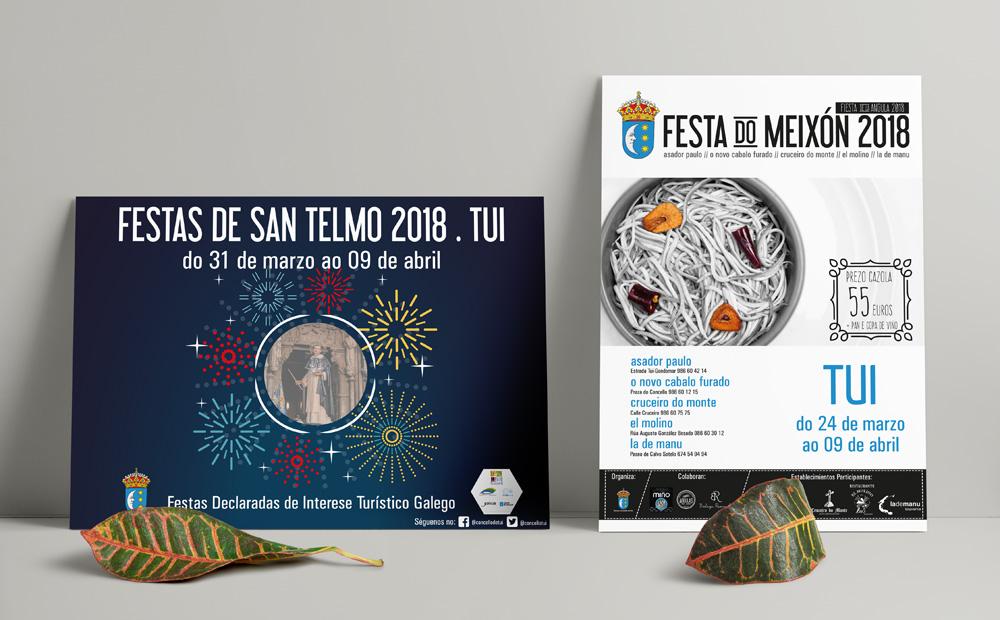 Festas San Telmo 2018