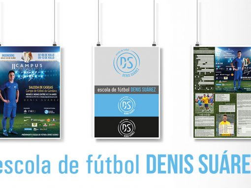 Escola de Fútbol Denis Suárez