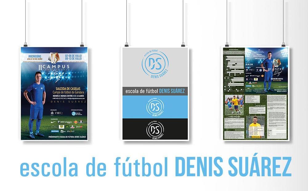 Escola Futbol Denis Suarez