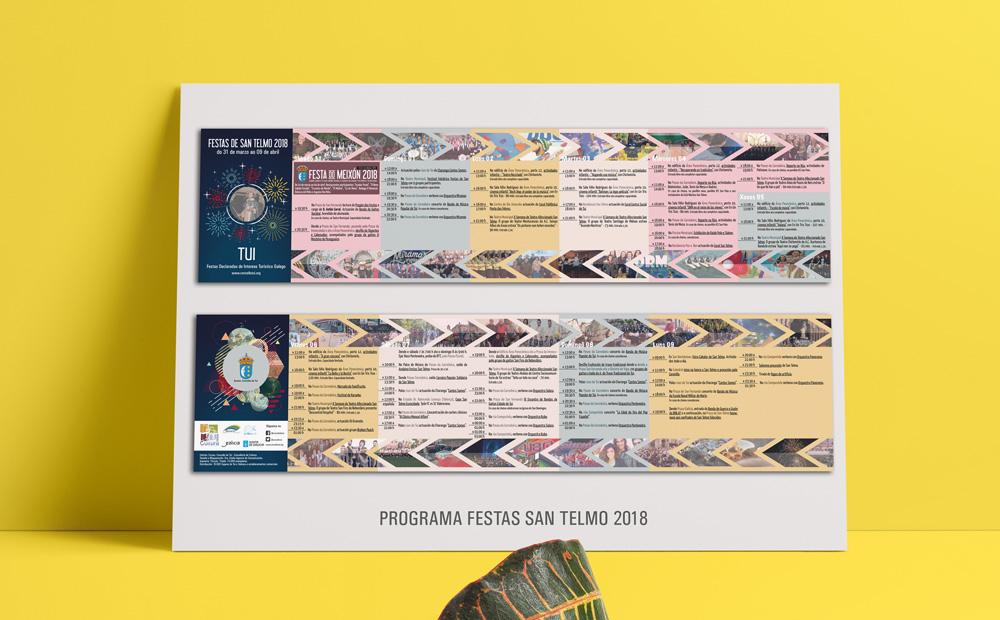 Fiestas de San Telmo 2018 - Programa