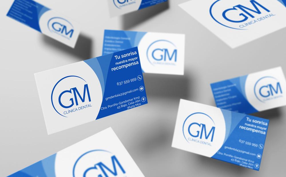 Imagen tarjeta GM Dental
