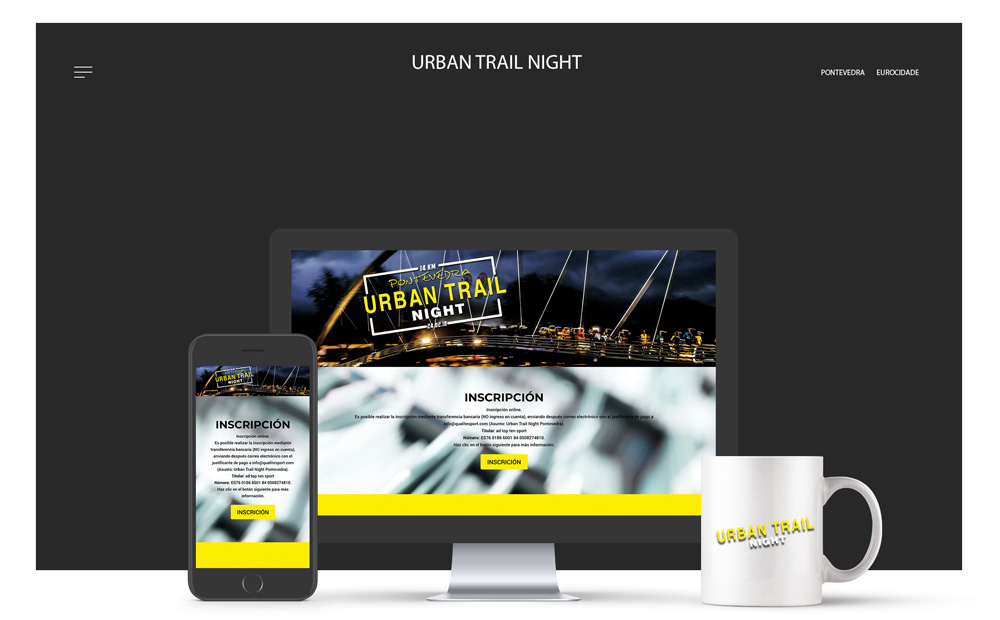 Urban Trail Night